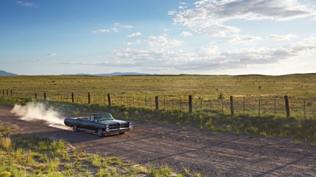 Texas: Exploring endless roads in another world